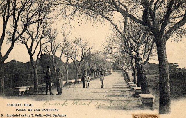 Fotos im genes antiguas - Las canteras puerto real ...