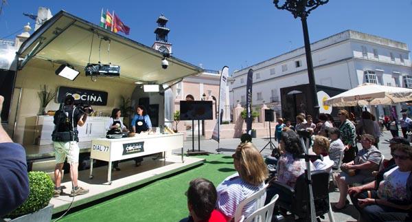 Canal cocina emitir los programas realizados en puerto real for Programacion canal cocina hoy